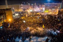 EuroMaidan protesters remain on the streets