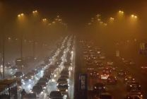 China pollution drifts to US across Pacific Ocean