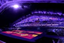 Opening ceremony of Winter Olympics took place in Sochi