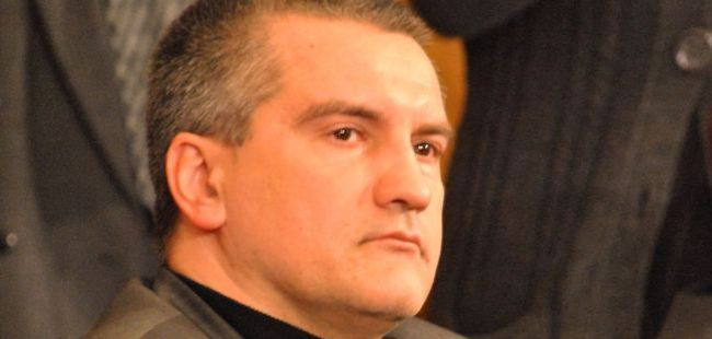 Aksyonov asked Russia for help in maintaining peace in Crimea