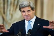 John Kerry visits Ukraine, calls on Moscow to withdraw troops