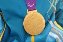 Ukraine won the first gold medal at Paralympics in Sochi