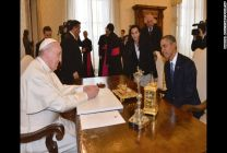 Obama, Pope Francis met for first time