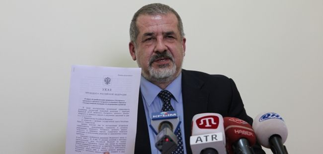 Chubarov not rulling out his detenton