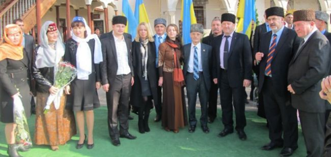 Mejlis instructed to develop programs financed from Solidarity Prize