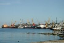Crimean ports of Feodosia, Yevpatoria to be halted