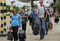 Number of refugees from eastern Ukraine reaches grows