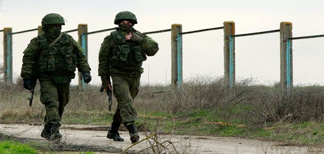 A monument to self-defense forces to be installed in Simferopol