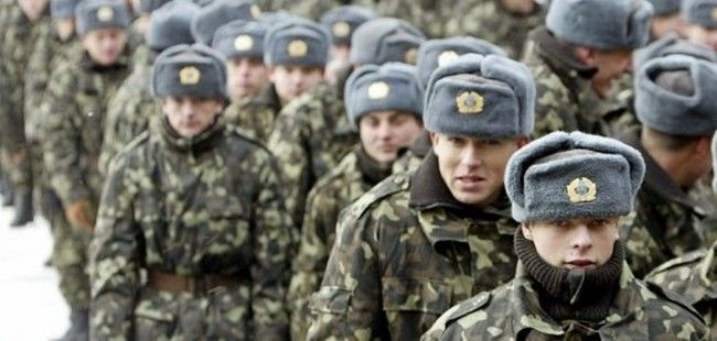 Ukrainian army to be strengthened to 250,000 servicemen next year