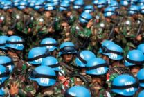 UN names conditions for sending peacekeepers to Ukraine
