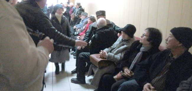 Chiygoz says his arrest is a political order