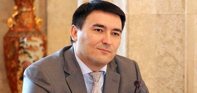 Crimea's former senior official accused of theft