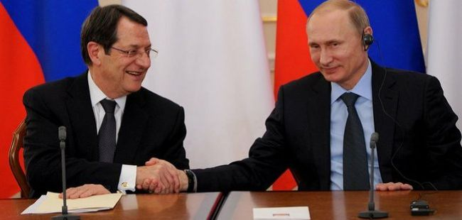 Cyprus signs deal to allow Russia navy to use Mediterranean sea ports