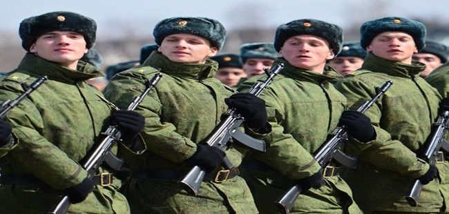 Russian soldiers deserting not to go to Donetsk