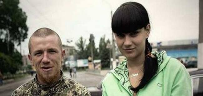 Terrorist Motorola and his new flame fled from DNR to Russia