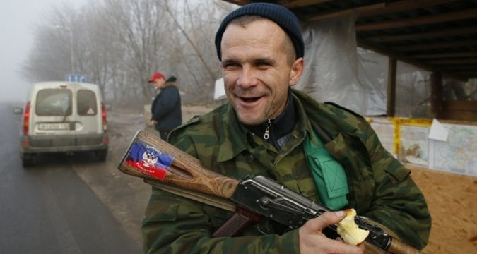 """Close to100 """"LPR"""" terrorists deserted from Luhansk"""