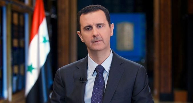 Bashar al-Assad laid out conditions of his resignation