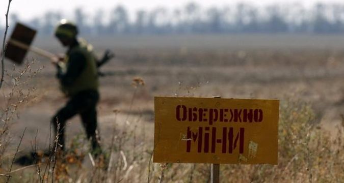 Special units to be created for demining ATO area