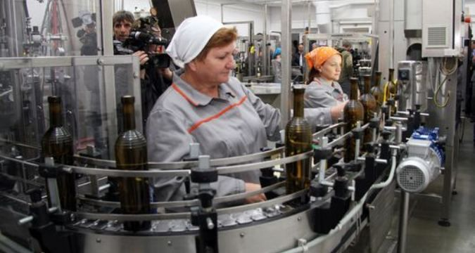 New winery opened in Crimean village of Iziumivka