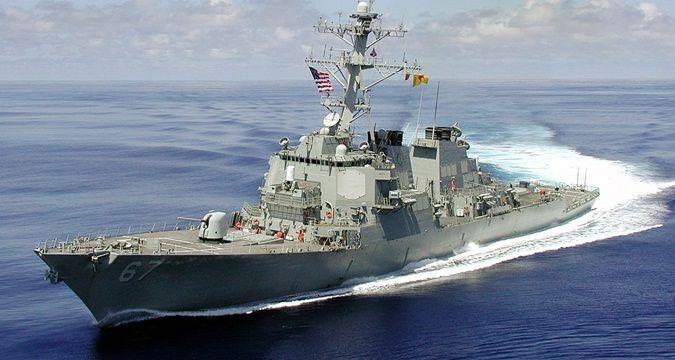 China to US: A minor incident could spark war