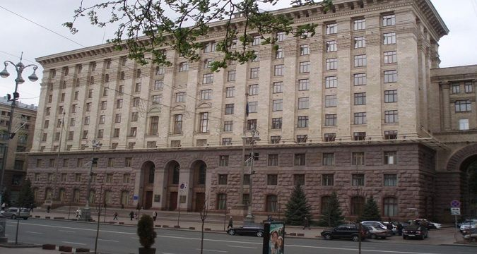 Five parties elected to Kyiv City Council