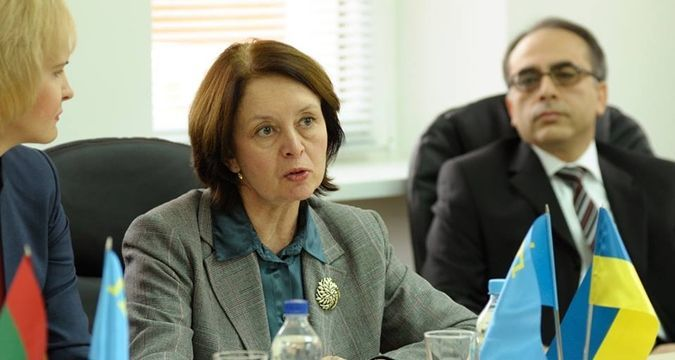 Ukraine's Foreign Ministry supports Crimean Tatars
