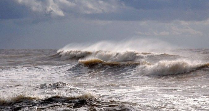 Storm warning issued for Kerch ferry crossing