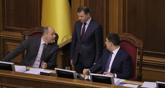 Lyashko wants to send MPs to villages