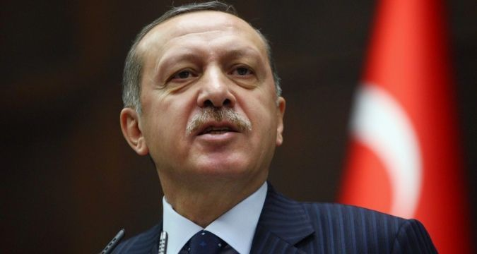 Erdogan: Turkey will view downing of its planes by S-400 as an act of aggression