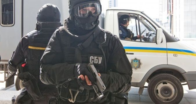 Weapons cache discovered in Sloviansk