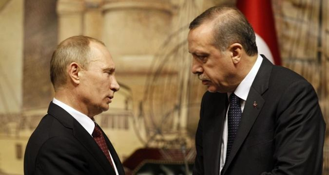 Erdogan: We have proof Russia trades with terrorists