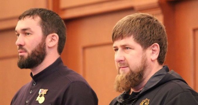 Speaker of Chechen Parliament likened Russian politicians with mutts