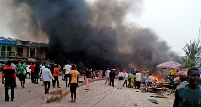 Twenty-five people killed in bomb attack in Cameroon