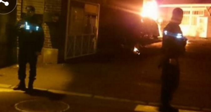 Two explosions rock France