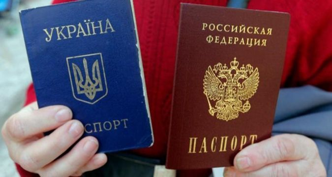 Donbas refugees to be sent to Siberia