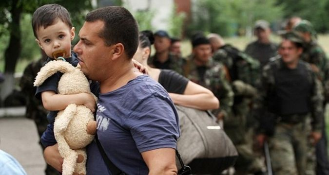 More than half a million children impacted by conflict in Donbas