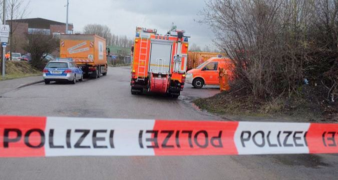 Toxic spill occurs outside Hamburg