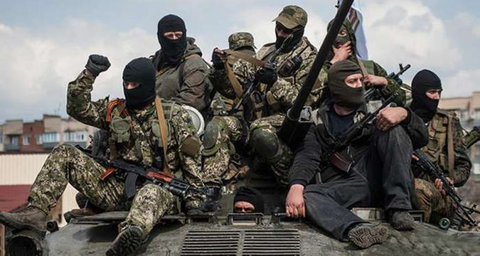 Militants plan large-scale provocations in Donbas