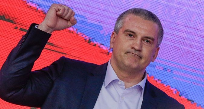 Aksyonov cancels May Day demonstrations in Crimea