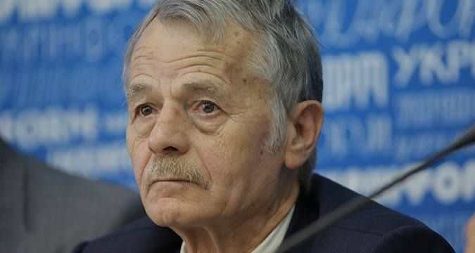 Jemilev: Russia made generous offers to the Mejlis