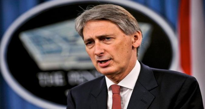 Hammond: There are no depths to which Assad will not sink