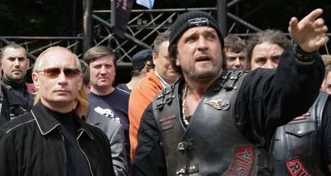Putin's favorite bikers say they not guilty of shooting
