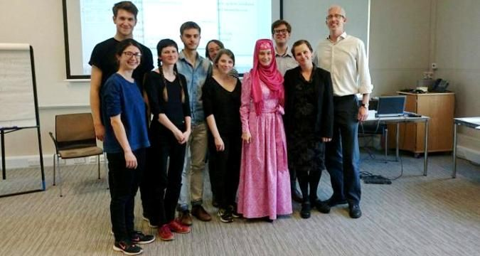 Crimean Tatar workshop held in UK for the first time