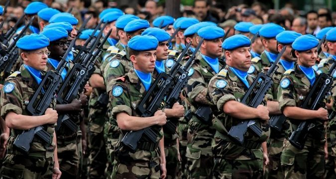 Ukraine reproaches UN peacekeepers over inactivity in Donbas