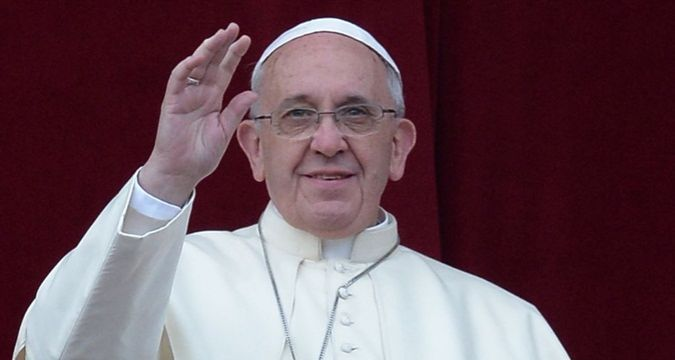 Pope to help Ukrainians in Donbas