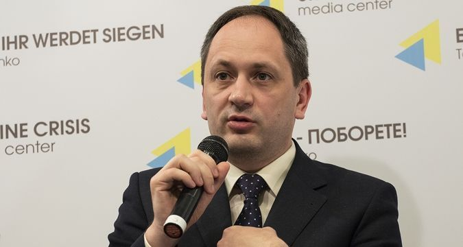 Chernysh:Crimeans with RF passports can't be called traitors