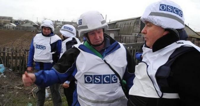 MFA: Moscow intimidates OSCE mission by shelling
