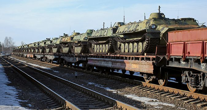 Russia refuses to deliver weapons to militants in Donbas