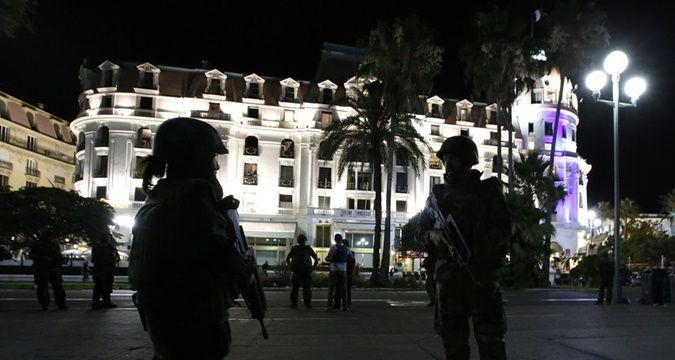 IS claims responsibility for attack in Nice