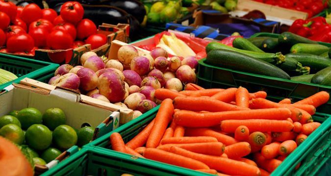 Food prices in the Crimea increased to 40%